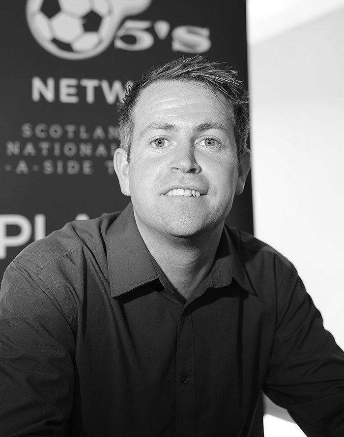 John McClarey, Scotland Regional Chair